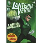 Lanterna Verde Cartoon Network nº 1