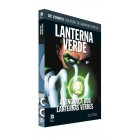 graphic novel A Vingança dos Lanternas Verdes - DC Comics