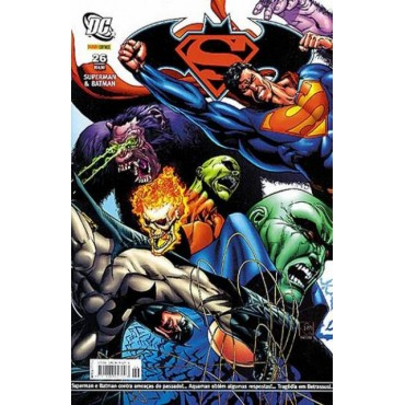 Superman e Batman nº 26 - 2007